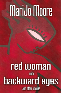 Red Woman with Backward Eyes